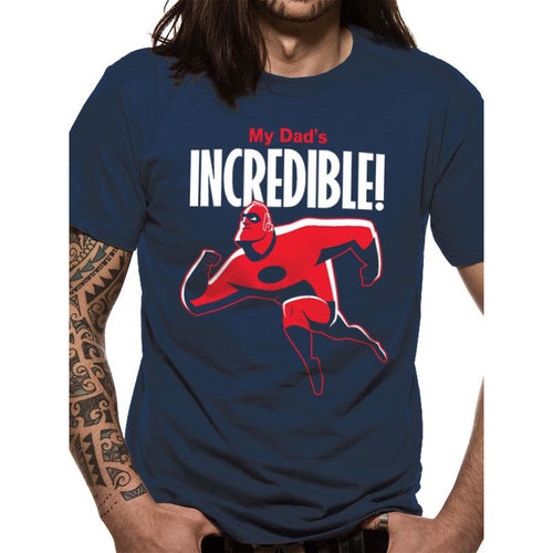 Incredibles 2 | My Dad's Incredible T-Shirt