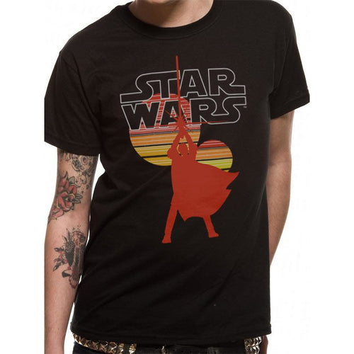 Star Wars - Retro Suns T-shirt