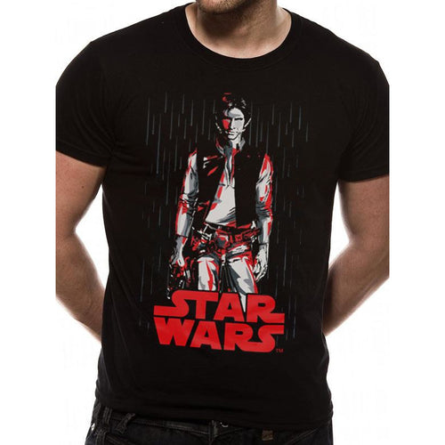 Star Wars - Solo Tonal Line T-shirt