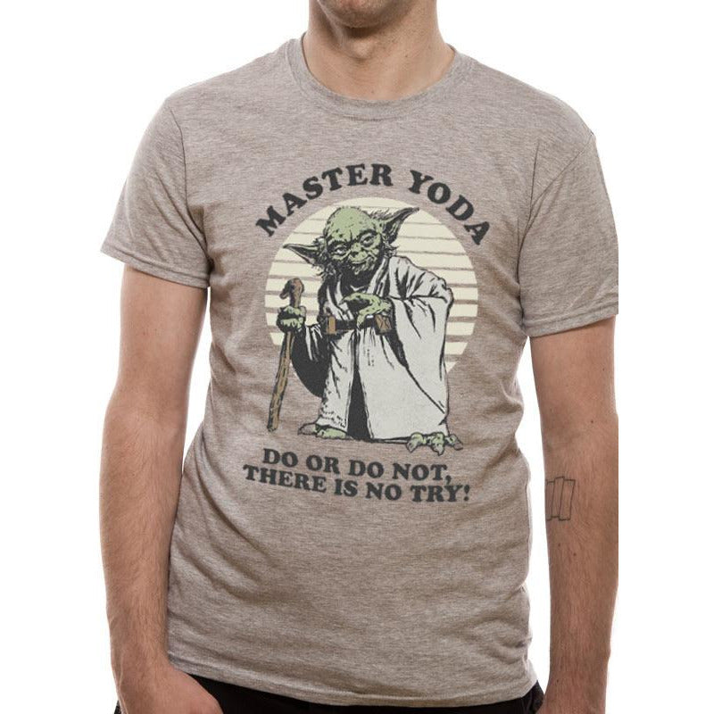 Star Wars - Yoda do or do not  T-shirt