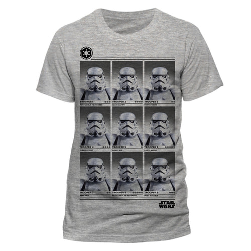 Star Wars | Trooper Year Book T-Shirt