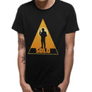 Han Solo | Retro Triangle T-shirt