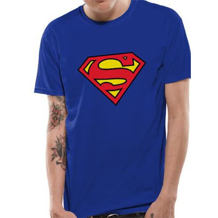 Buy Superman (Logo) T-shirt online at Loudshop.com