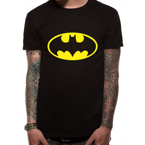 Buy Batman (Logo) T-shirt online at Loudshop.com
