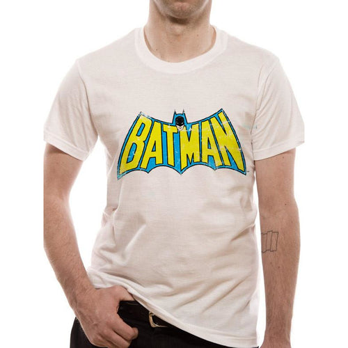 Buy Batman (Retro Logo) T-shirt online at Loudshop.com