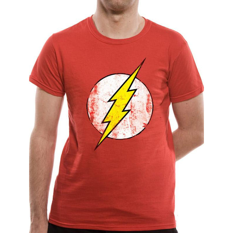 1d63cea6f106 Buy The Flash - Logo T-shirt at Loudshop.com for only £6.00