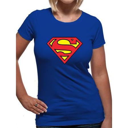 Buy Superman Logo T Shirt At Loudshop For Only 600