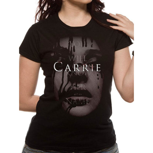 Carrie | Face T-Shirt
