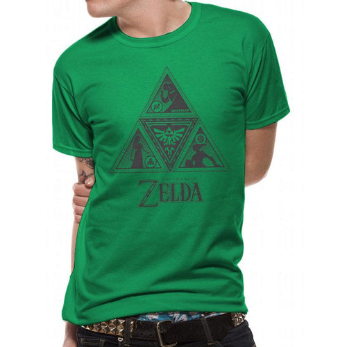 Nintendo - Zelda Triforce T-shirt