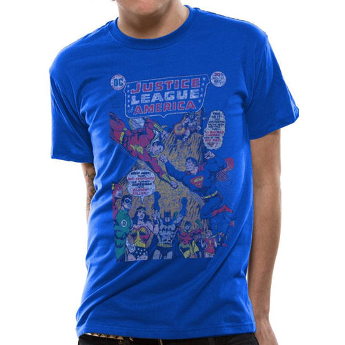 JUSTICE LEAGUE - JLEAGUE V SHAZAM T-shirt