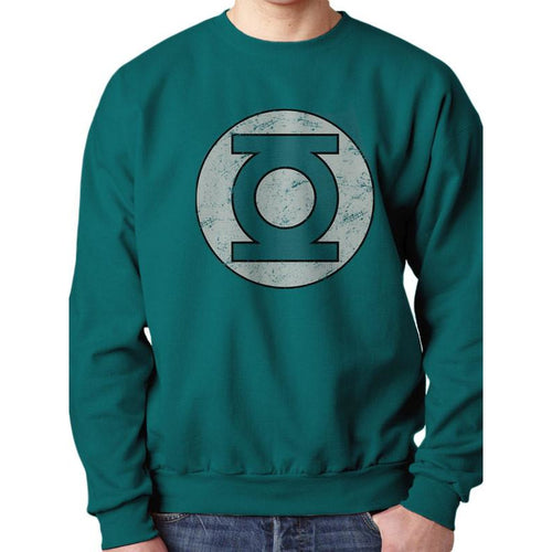 Buy Green Lantern (Logo) Jumper online at Loudshop.com