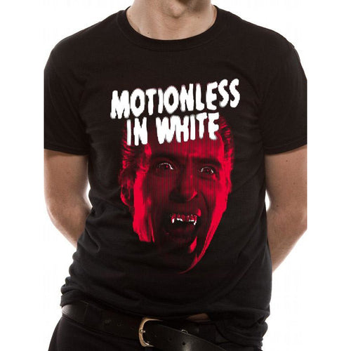 Buy Motionless In White (Dracula) T-shirt online at Loudshop.com