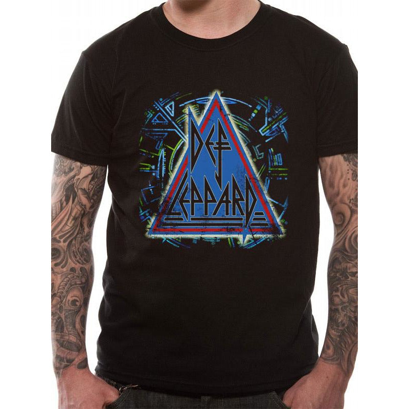 Buy Def Leppard (Hysteria) T-shirt online at Loudshop.com