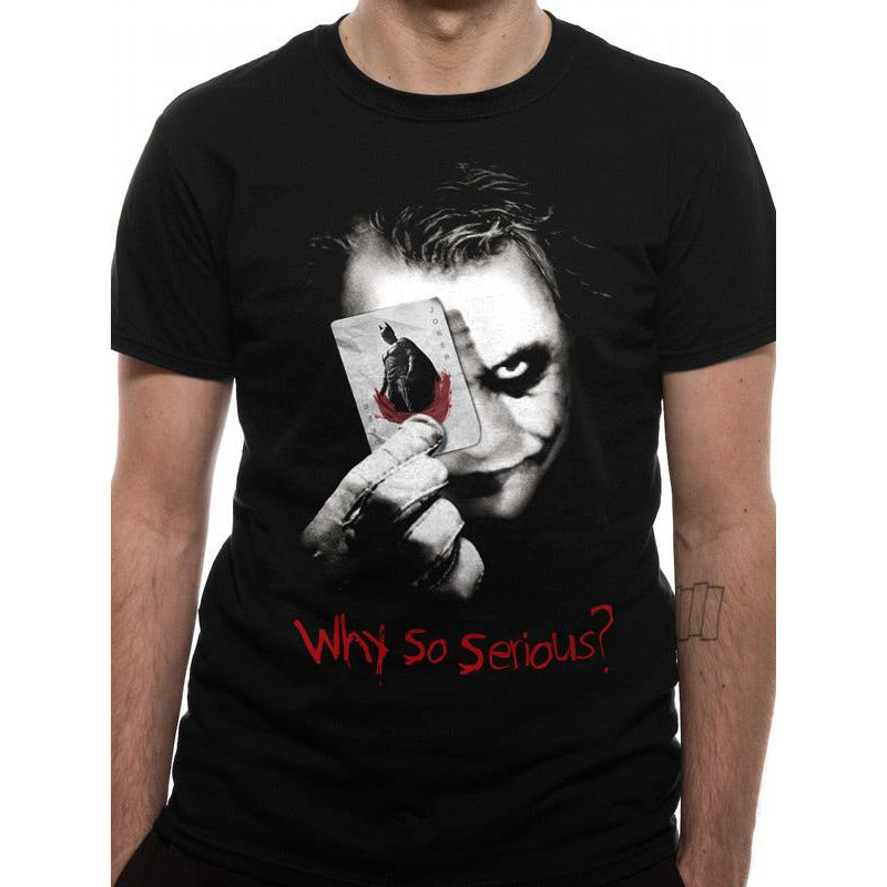 Batman The Dark Knight - Why So Serious? T-Shirt