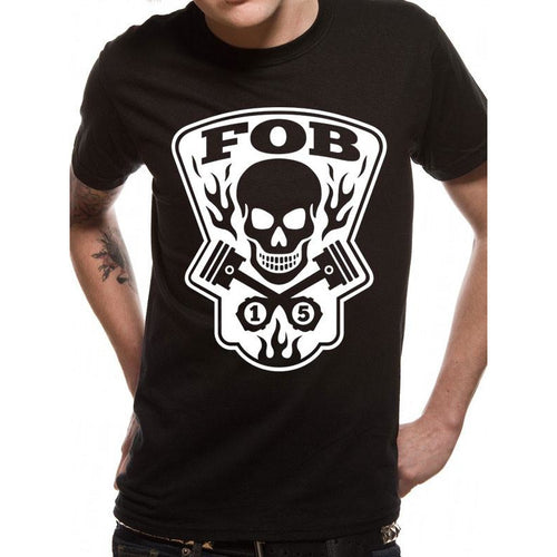 Buy Fall Out Boy (Gear Head) T-shirt online at Loudshop.com