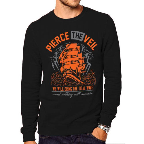 Pierce The Veil - Tidal Wave Crewneck Sweatshirt