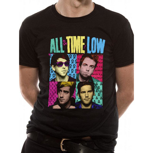 All Time Low | Pop Art T-shirt