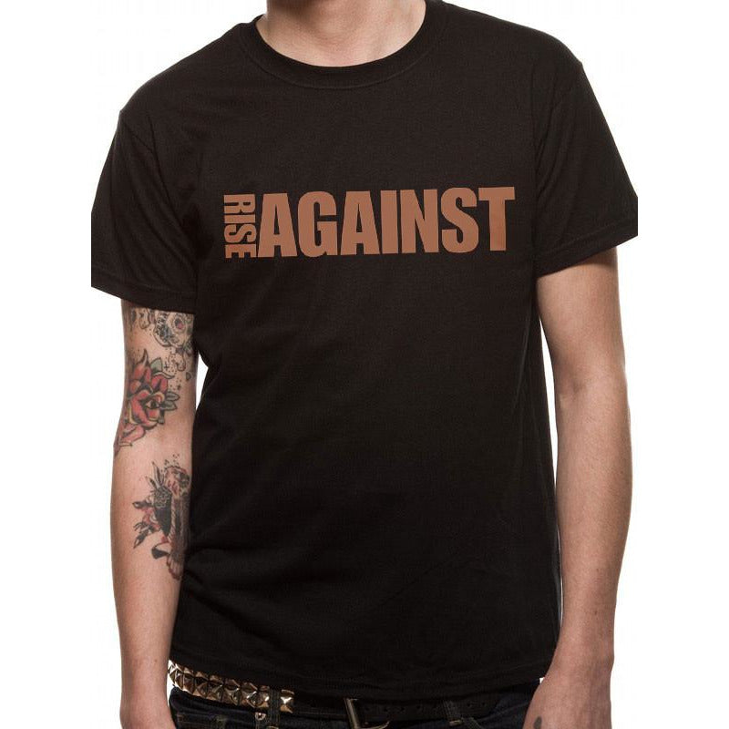 Buy Rise Against (Standard Rise) T-shirt online at Loudshop.com
