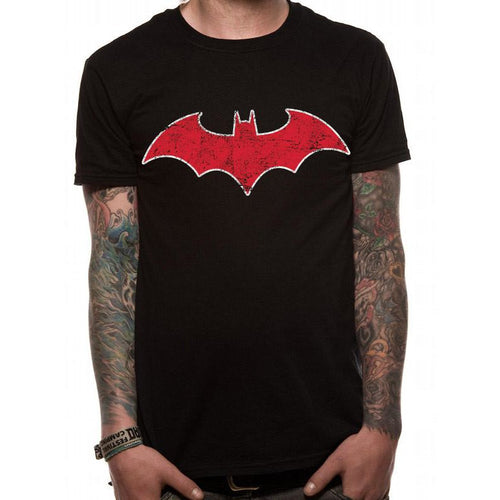 Buy Batman (Red Bat) T-shirt online at Loudshop.com