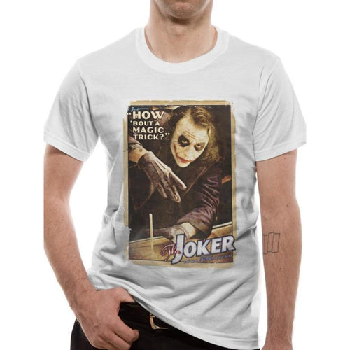 Batman - Joker Poster T-shirt
