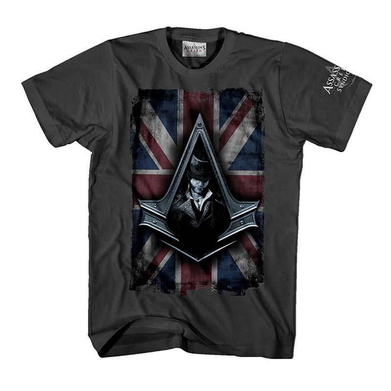 Assassins Creed Syndicate - Flag T-shirt