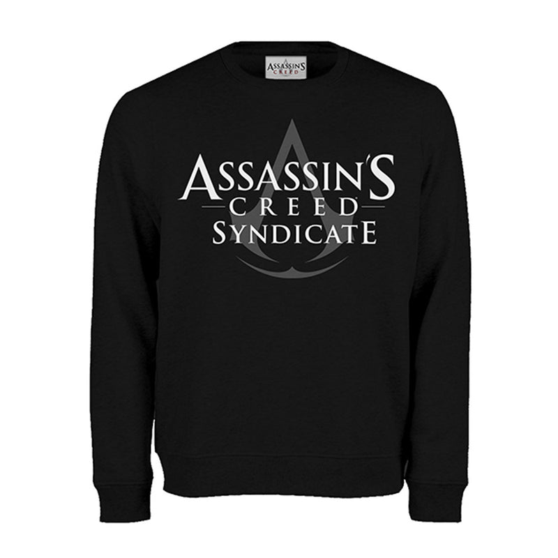 Buy Assassin's Creed Syndicate (Logo Black) Sweatshirt online at Loudshop.com