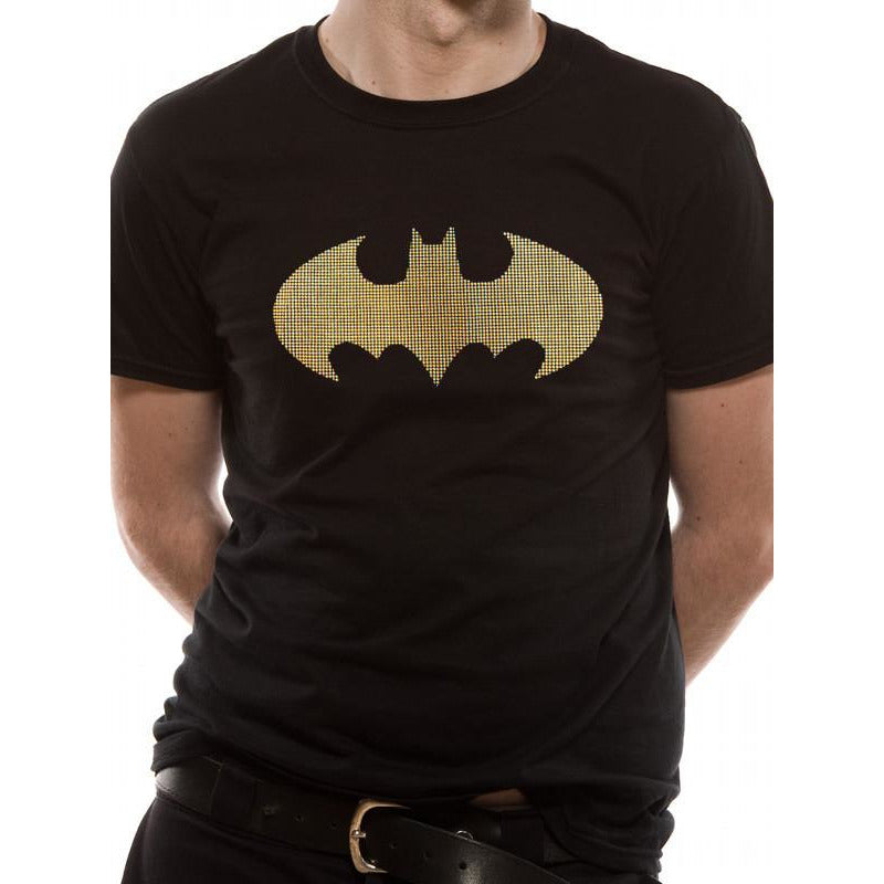 Buy Batman (3 Colour Dots) T-shirt online at Loudshop.com