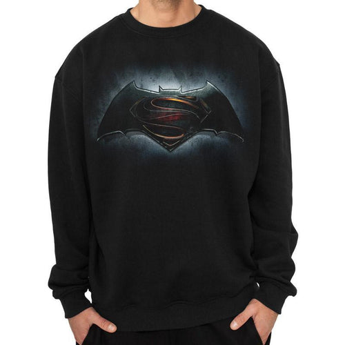 Buy Batman V Superman (Logo) Crewneck online at Loudshop.com