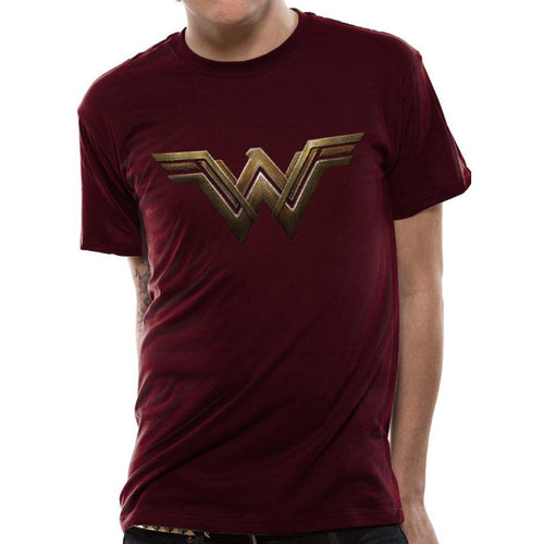 WONDER WOMAN MOVIE - LOGO T-shirt
