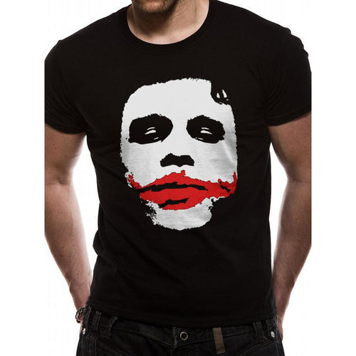 Batman the Dark Knight - Joker big face T-shirt