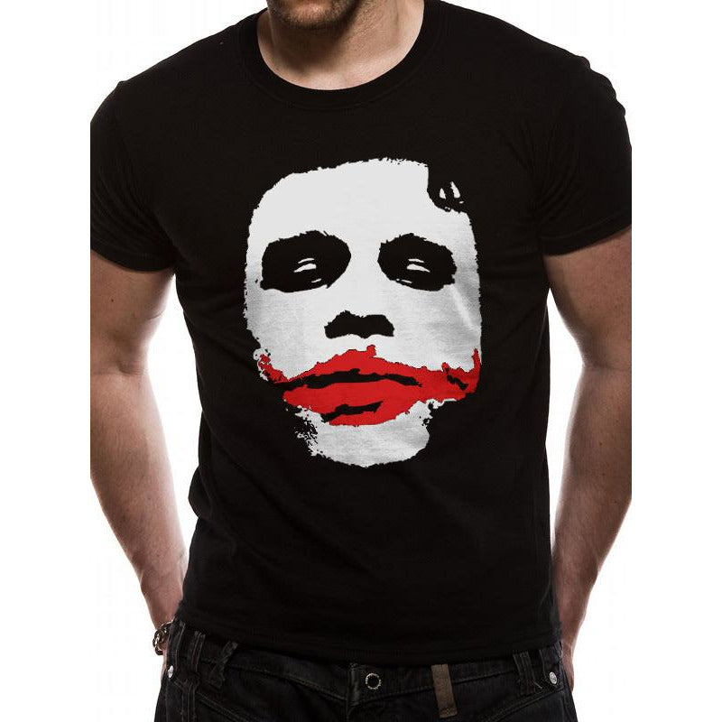 Batman The Dark Knight | Joker Big Face T-Shirt