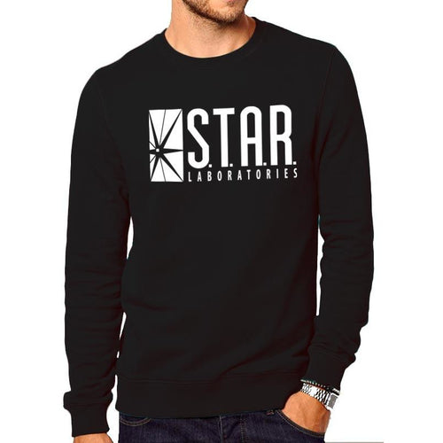 The Flash TV - Star Labs Crewneck Sweatshirt