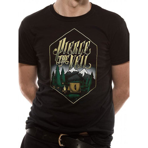 Buy Pierce The Veil(Camp) T-shirt online at Loudshop.com