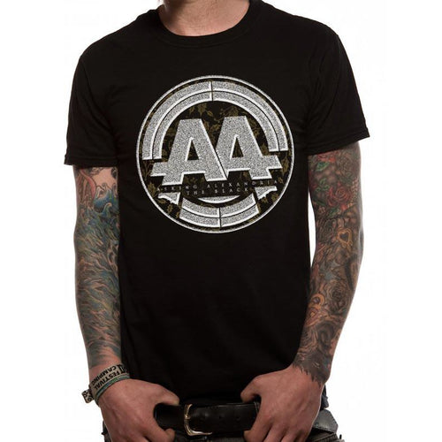 Asking Alexandria - Album Stamp T-shirt