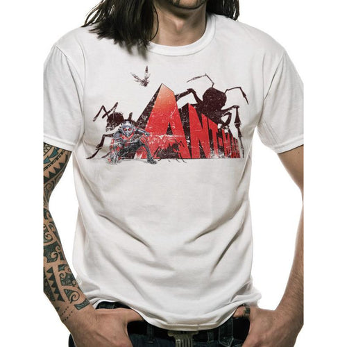Buy Avengers (Antman Distressed) T-shirt online at Loudshop.com