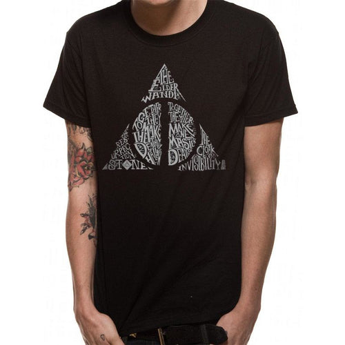 Harry Potter - Deathly Hallows Symbol T-Shirt