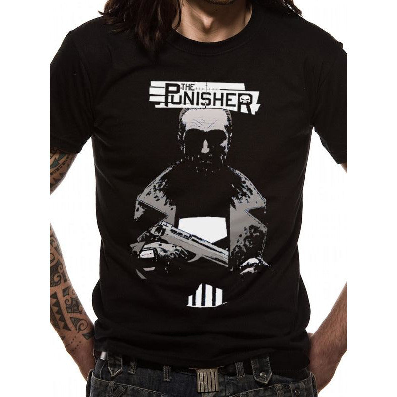 Punisher | Pocket T-Shirt