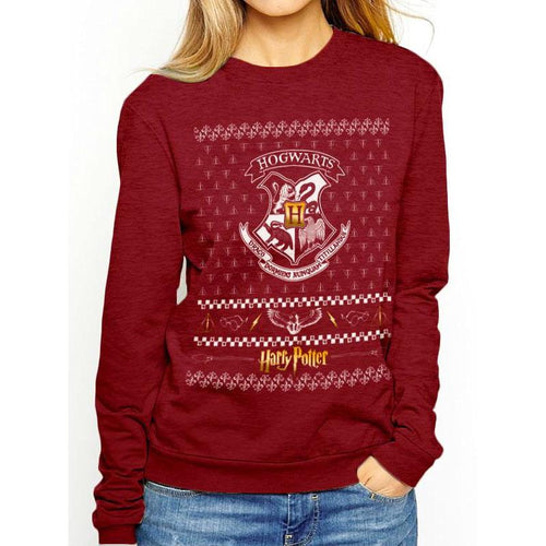 Harry Potter | Xmas Crest Sweatshirt
