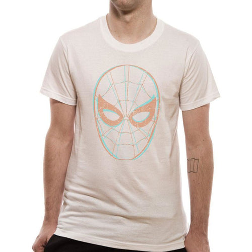 Buy Spiderman (Face) T-shirt online at Loudshop.com