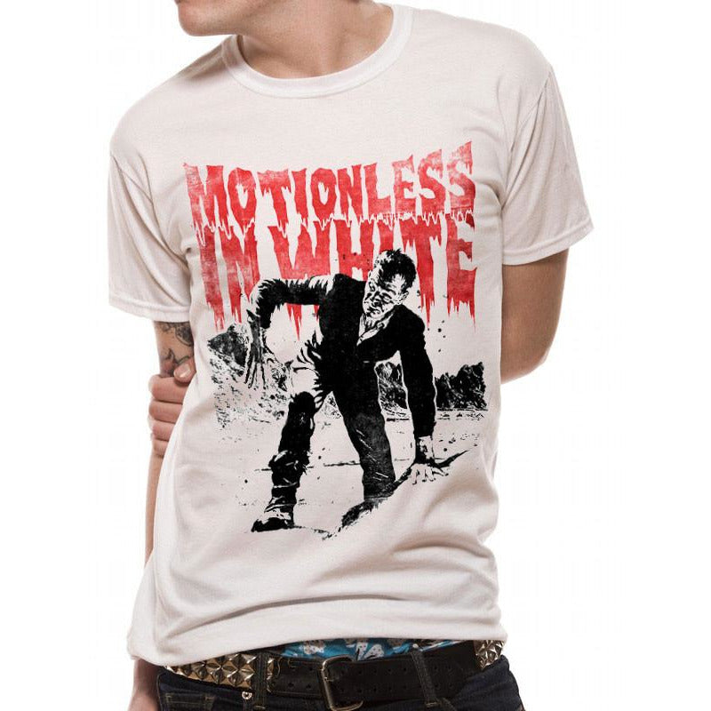 Buy Motionless In White (Munster) T-shirt online at Loudshop.com