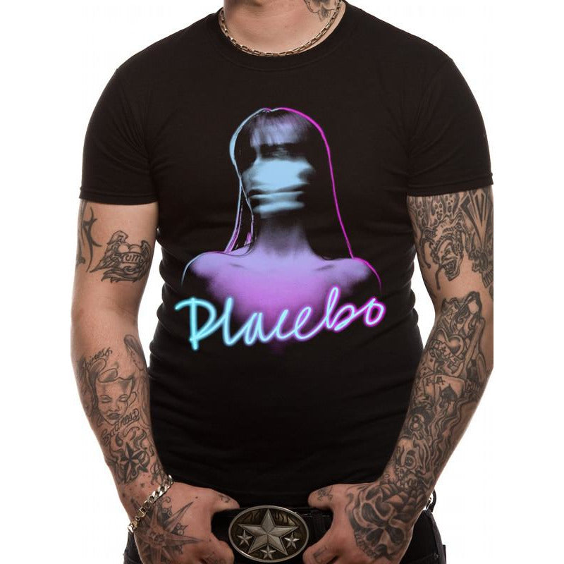 Buy Placebo (Ghost) T-shirt online at Loudshop.com