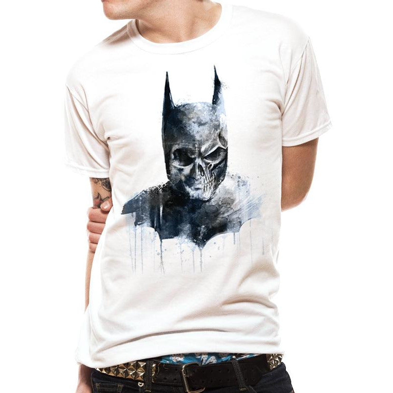 Batman | Gothic Skull T-Shirt
