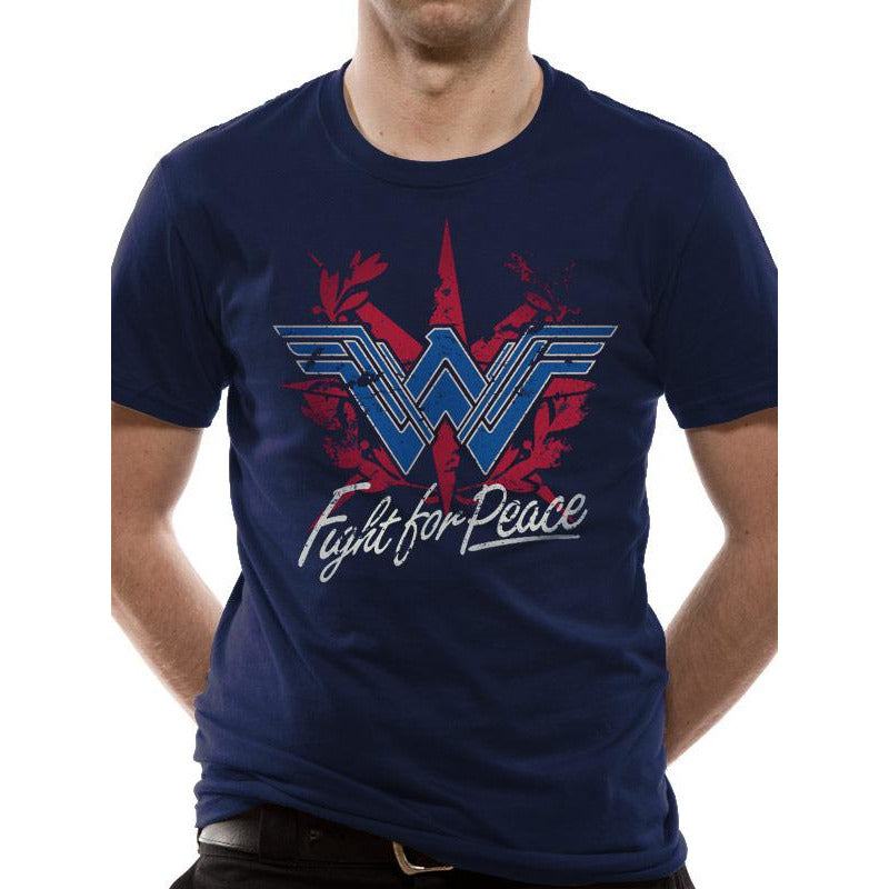 Wonder Woman Movie - Fight For Peace T-shirt