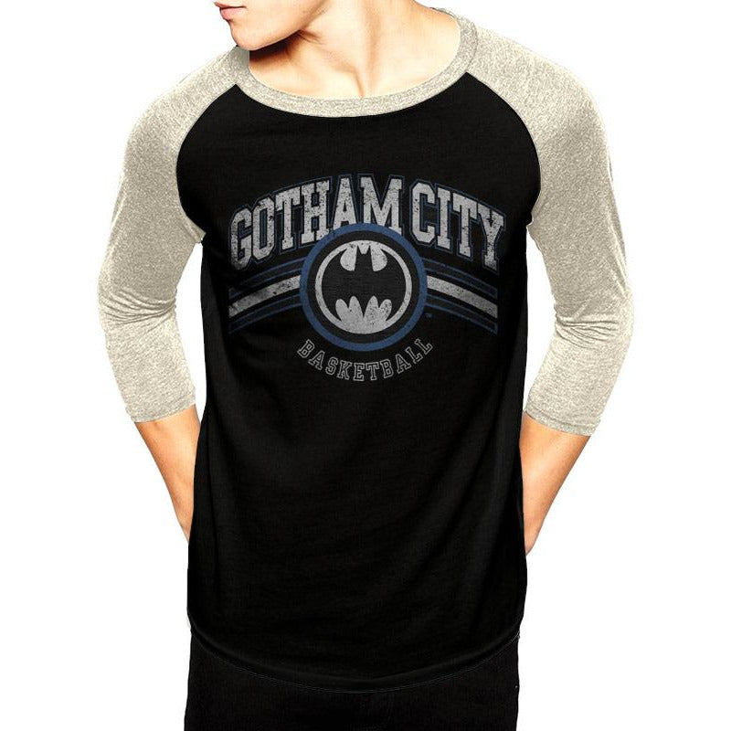 Gotham Basketball | 3/4 Length Shirt
