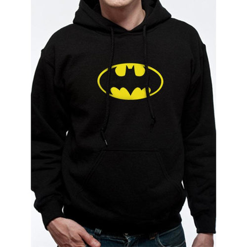 Batman | Logo Pullover Hooded Sweatshirt