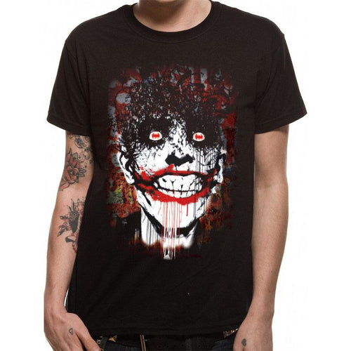 DC Originals - Arkham Joker T-shirt