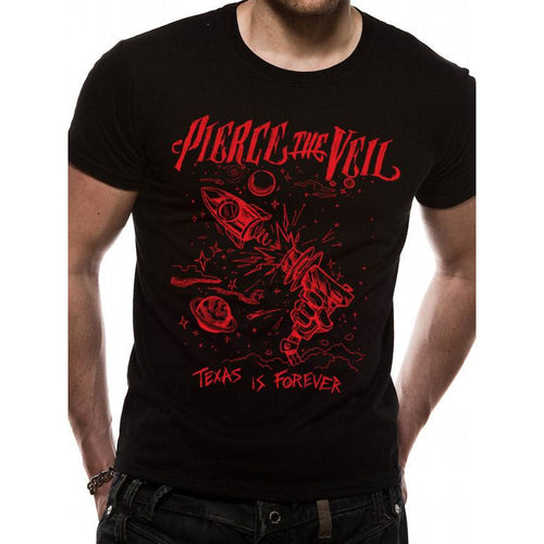 Pierce The Veil - Texas Is The Reason T-shirt