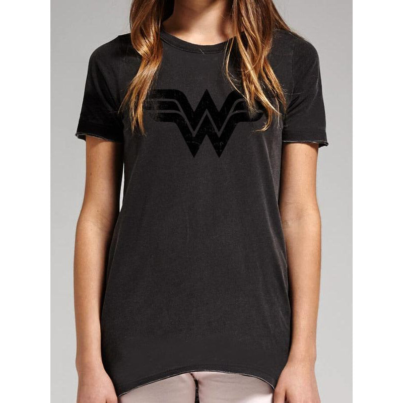 Wonder Woman | Vintage Logo T-Shirt
