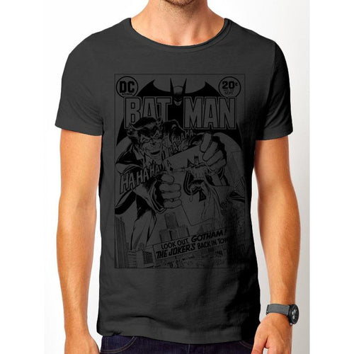 Batman - Joker Vintage T-shirt