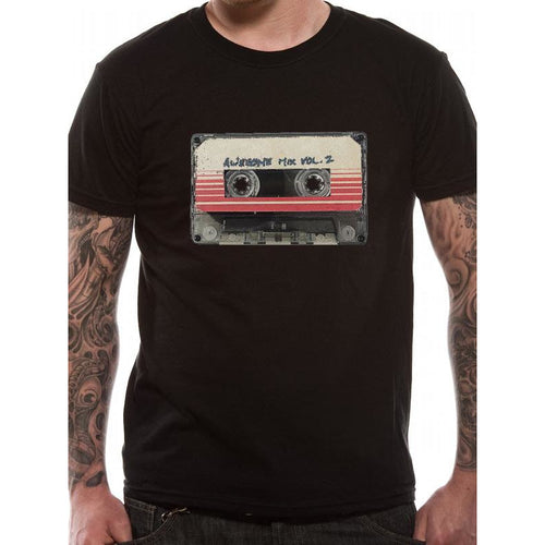 Guardians Of The Galaxy Vol 2 | Awesome Mix Tape T-Shirt